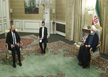 اتفاق عراقي إيراني على تحسين التعاون عبر الحدود