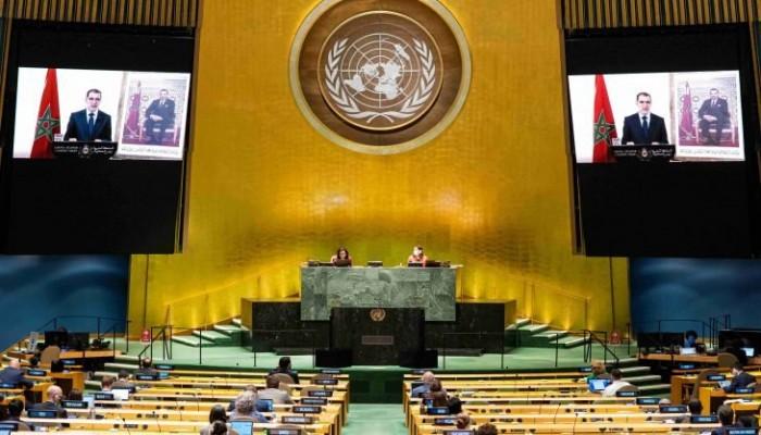 جدد دعمه لحوار ليبيا.. المغرب: لا سلام إلا بدولة فلسطينية