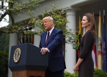 ترامب يرشح إيمي كوني لخلافة القاضية غينسبرغ في المحكمة العليا