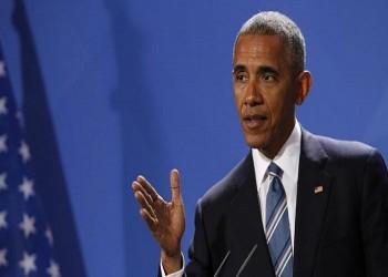أوباما يشارك رقم هاتفه لمتابعة تصويت رئاسة أمريكا