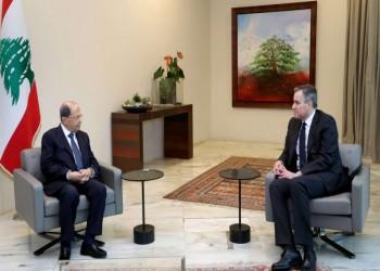 رغم اعتذار أديب.. عون يؤكد استمرار مبادرة ماكرون في لبنان