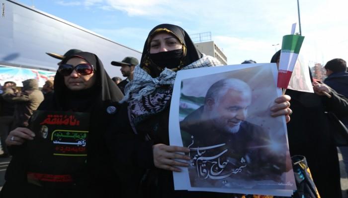 إيران تحدد الحد الأدني لعقاب أمريكا على اغتيال سليماني