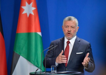 ملك الأردن يحل مجلس النواب لانتهاء فترته الدستورية