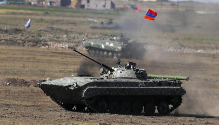 أذربيجان تعلن سيطرة جيشها على قرى بعد اشتباكات مع أرمينيا