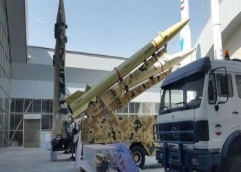 الحرس الثوري الإيراني يكشف عن صاروخ جديد يصل مداه إلى 700 كيلومتر