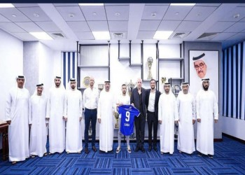 رسميا... النصر الإماراتي يعلن ضم لاعب إسرائيلي لصفوفه