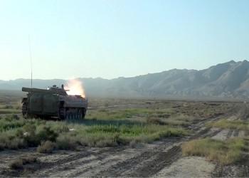 الجيش الأذربيجاني يدعو حامية أرمينية للاستسلام