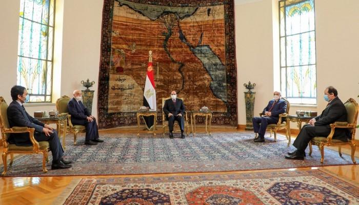 مصادر: اجتماع مصر بين الوفاق وحفتر ناقش تثبيت وقف إطلاق النار