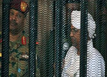 المحكمة العليا بالسودان تؤيد سجن البشير عامين بتهمة الفساد