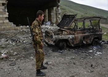 السعودية تدعو أرمينيا وأذربيجان لوقف إطلاق النار