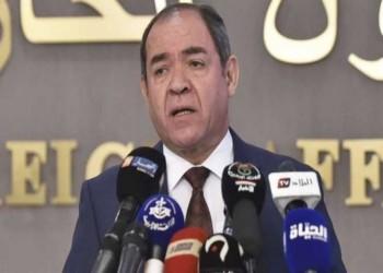 في زيارة مفاجئة .. وزير الخارجية الجزائري يصل تونس