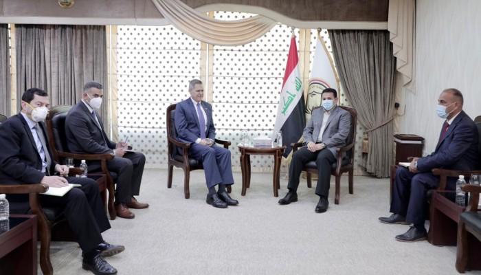مباحثات أمريكية عراقية وسط ترجيحات بإغلاق واشنطن سفارتها في بغداد