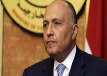 وزير الخارجية المصري يستقبل وفد حركة فتح بالقاهرة