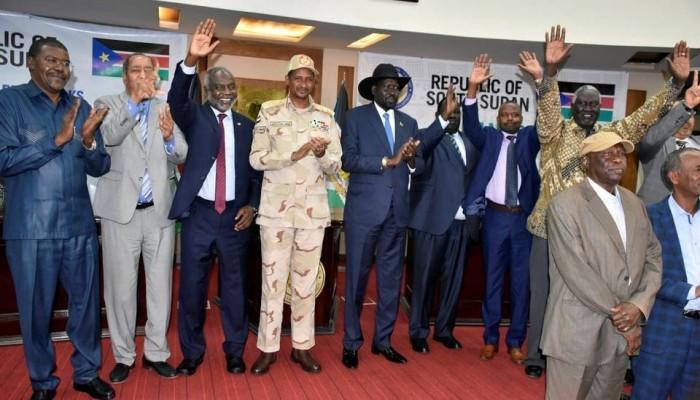 السودان ينفي مناقشة قضية علمانية الدولة في مفاوضات السلام بجوبا