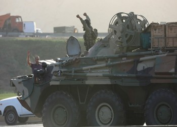 أرمينيا تتهم أذربيجان بشن هجوم كبير عبر محور جنوبي لقره باغ