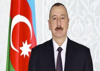 علييف يشكر أردوغان على دعم تركيا لأذربيجان