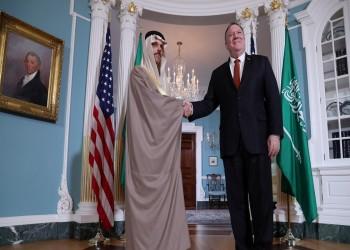 بومبيو يحث نظيره السعودي على تجاوز انقسامات الخليج