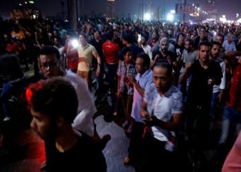 ارتفاع أعداد معتقلي مظاهرات مصر إلى 382