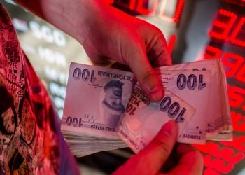 الليرة التركية تهبط لمستوى قياسي جديد عند 7.84 دولارا