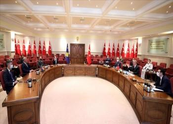تركيا وكوسوفو تبحثان قضايا أمنية ودفاعية