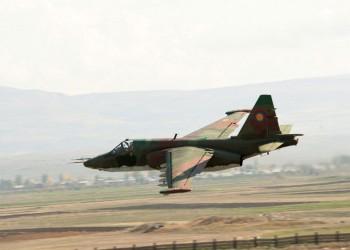 أرمينيا: مقتل طيار بعد استهدافه من طائرة تركية