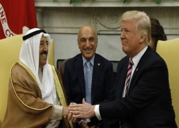 ترامب ناعيا أمير الكويت الراحل: كان دبلوماسيا لا مثيل له