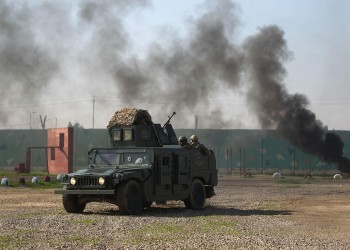 العراق يعلن القبض على مطلقي كاتيوشا قرب مطار بغداد