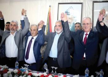 شروط نجاح المصالحة الفلسطينية
