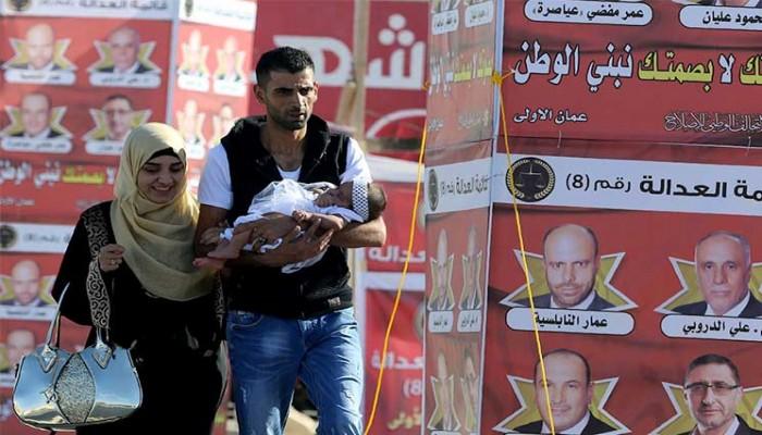 جرس إنذار عشية الانتخابات في الأردن
