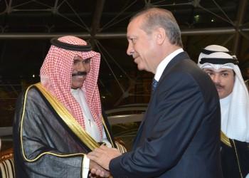 مؤكدا رغبته في تطوير العلاقات.. أردوغان يهنئ نواف بتوليه حكم الكويت