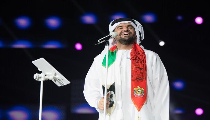 تلحين حسين الجسمي لأغنية إسرائيلية يثير غضبا