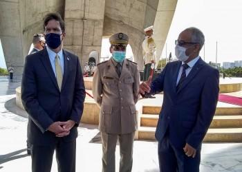 بعد تونس.. إسبر في الجزائر سعيا لشراكة استراتيجية جديدة