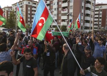 الآذريون ينتفضون بإيران احتجاجا على دعم طهران لأرمينيا (فيديو)