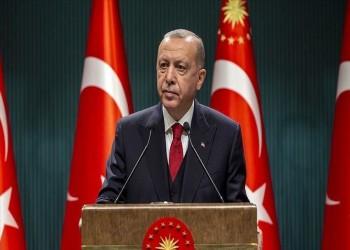 أردوغان: سنواصل رفع رايتنا في منطقة الخليج إلى الأبد