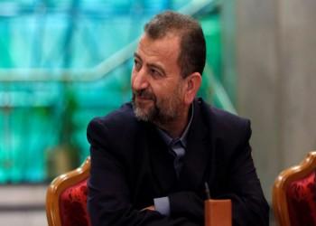 حماس تعلن إصابة العاروري نائب رئيس مكتبها السياسي بكورونا