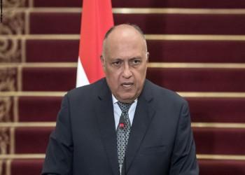 شكري ردا على مستشار أردوغان: مصر لم ولن تفرط في نقطة واحدة من مياهها