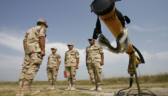 البنتاجون: واشنطن توافق على مبيعات أسلحة لمصر بـ417 مليون دولار