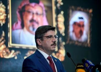 مستشار أردوغان: اغتيال خاشقجي جريمة ضد تركيا