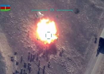 ناغورنو قرة باغ تعلن مقتل 54 جنديا في المعارك مع أذربيجان