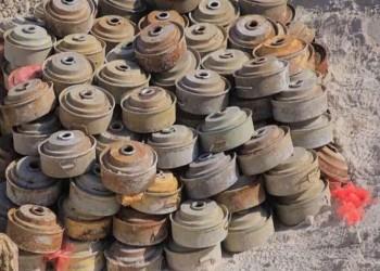 مقتل وإصابة ألفي مدني بتعز منذ 2015 بألغام الحوثي