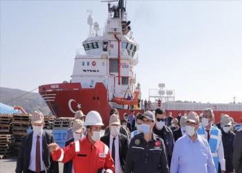 تركيا تضم القانوني إلى الفاتح للتنقيب بالبحر الأسود