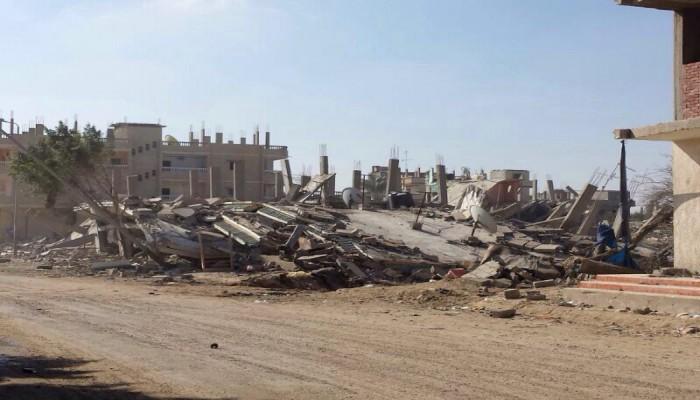المصريون الفقراء يكافحون لإنقاذ بيوتهم من الهدم