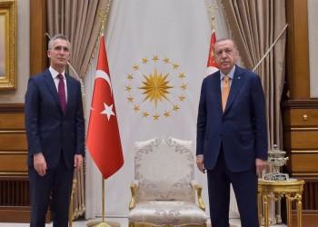أردوغان يطالب الناتو بإظهار التضامن مع تركيا