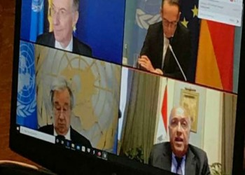 المؤتمر الوزاري حول ليبيا بالأمم المتحدة يطالب بمنطقة منزوعة السلاح في سرت