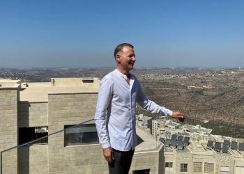 رجل أعمال فلسطيني يأمل في ضغط إماراتي بحريني على إسرائيل لوقف الاستيطان