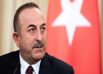 جاويش أوغلو يلتقي رئيس أذربيجان في باكو