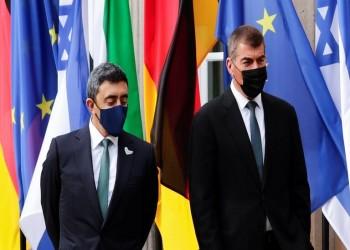 في برلين.. وزيرا خارجية الإمارات وإسرائيل يبحثان التعاون بمجال الطاقة