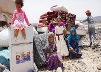الهجرة الدولية: 90 ألف نازح بسبب الحرب في مأرب