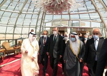 أردوغان يصل إلى الكويت ويلتقي أميرها الجديد (فيديو وصور)