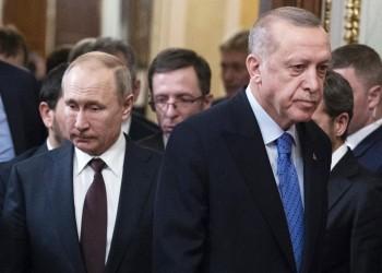 3 ساحات صراع.. كيف تحطمت العلاقة بين أردوغان وبوتين؟